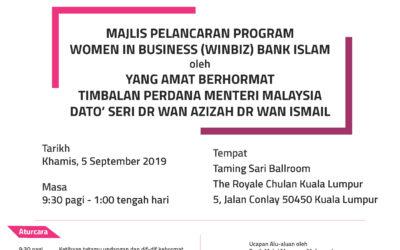 Women in Business (WinBiz) Bank Islam