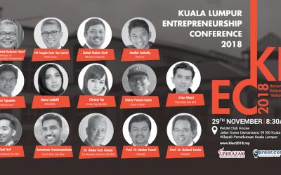 Kuala Lumpur Entrepreneurship Conference 2018