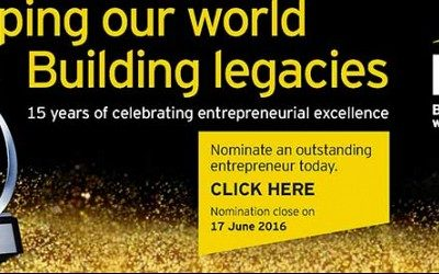 24 top nominees named for the EY Entrepreneur Of The Year 2016 Malaysia awards