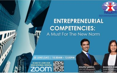 ENTREPRENEURIAL COMPETENCIES: A Must For The New Norm